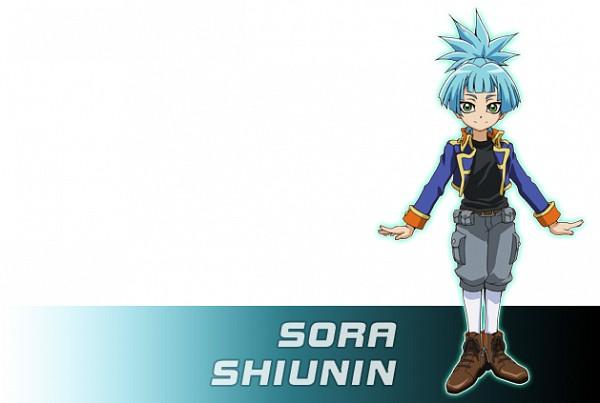 Shiunin Sora (Sora Perse) - Yu-Gi-Oh! ARC-V