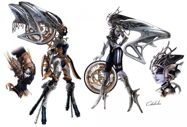 Shiva Sisters - Final Fantasy XIII