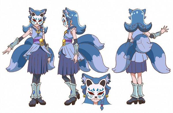 Shizuku (Precure Dream Stars!) - Precure All Stars