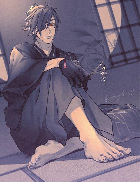Tags: Anime, Pixiv Id 326697, Touken Ranbu, Shokudaikiri Mitsutada