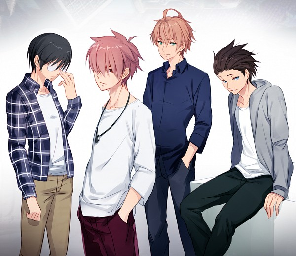 Tags: Anime, Pixiv Id 15059437, Shokugeki no Souma, Marui Zenji, Isami Aldini, Ibusaki Shun, Isshiki Satoshi, Pixiv, Food Wars!