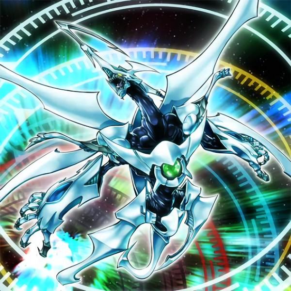 Shooting Quasar Dragon - Yu-Gi-Oh! 5D's
