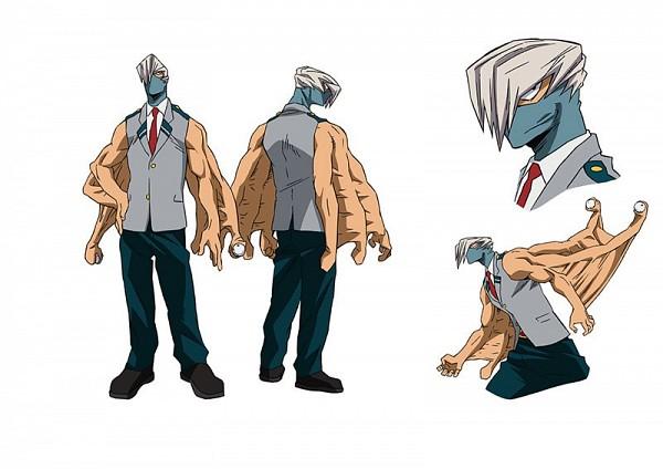 Shouji Mezou - Boku no Hero Academia