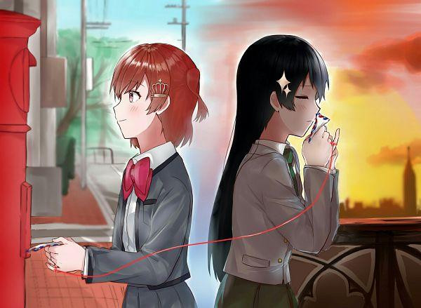 Tags: Anime, Pixiv Id 23565262, Shoujo☆Kageki Revue Starlight, Kagura Hikari, Aijou Karen