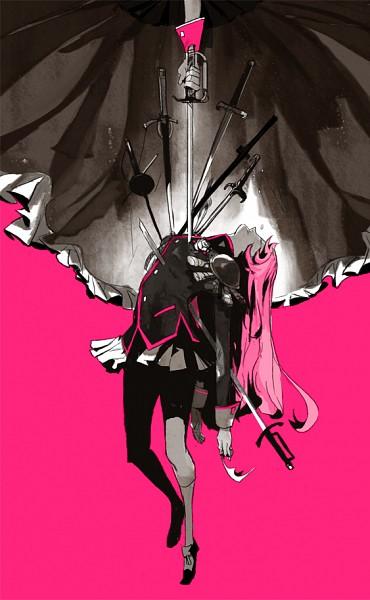 Shoujo Kakumei Utena (Revolutionary Girl Utena) - Chiho Saito