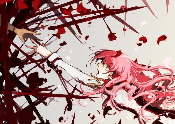 Tags: Anime, Pixiv Id 4006026, Shoujo Kakumei Utena, Tenjou Utena, Himemiya Anthy, Revolutionary Girl Utena