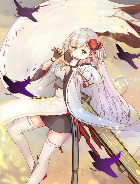 Tags: Anime, Pixiv Id 10020210, Azur Lane, Shoukaku (Azur Lane), Fanart From Pixiv, Pixiv, Fanart, Revision