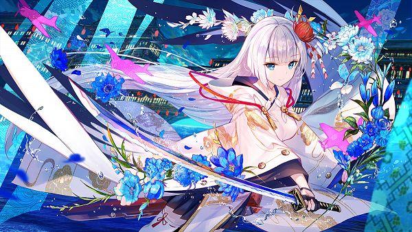 Tags: Anime, Fuji Choko, Azur Lane, Shoukaku (Azur Lane), Fanart