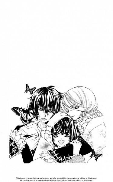 Tags: Anime, Hibiki Wataru, Shounen Doll, Etou Ageha, Yukinosuke, Leonardo Angel Silverye
