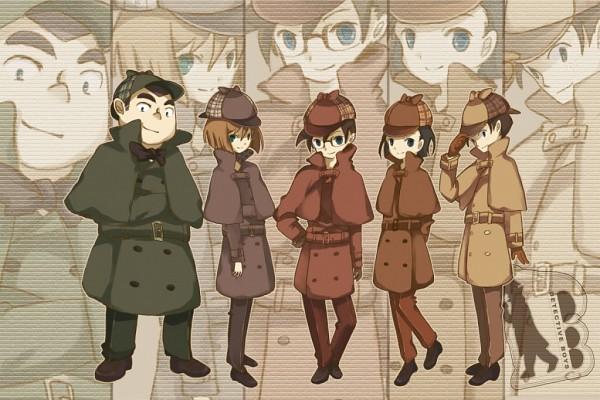 Shounen Tanteidan (Detective Boys) - Meitantei Conan