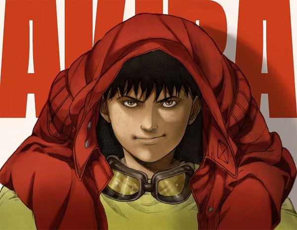 Tags: Anime, AKIRA (Manga), Shoutarou Kaneda, Coat Over Head