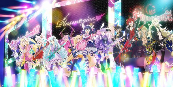 Show By Rock!! Fes A Live - SQUARE ENIX