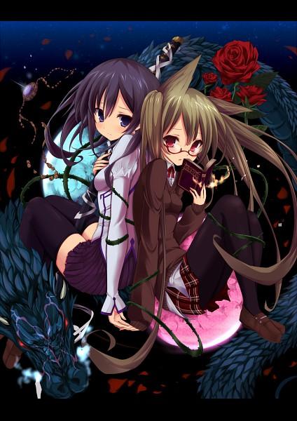 Tags: Anime, Shugasuku, Pixiv