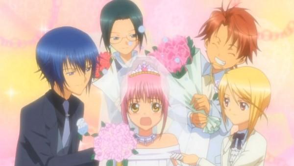 Tags: Anime, Shugo Chara!, Hotori Tadase, Kairi Sanjo, Tsukiyomi Ikuto, Souma Kukai, Hinamori Amu, Reverse Harem, Harem, Scepter, Facebook Cover, Screenshot, Wallpaper
