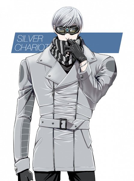 Silver Chariot - Stardust Crusaders