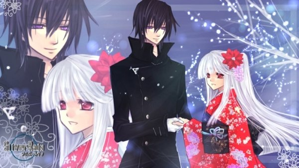 Tags: Anime, TOMMY WALKER, Silver Rain, Facebook Cover, Artist Request