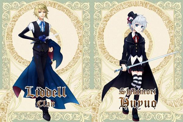 Tags: Anime, Silver Rain, Shikimori Huyou, Liddell Clan