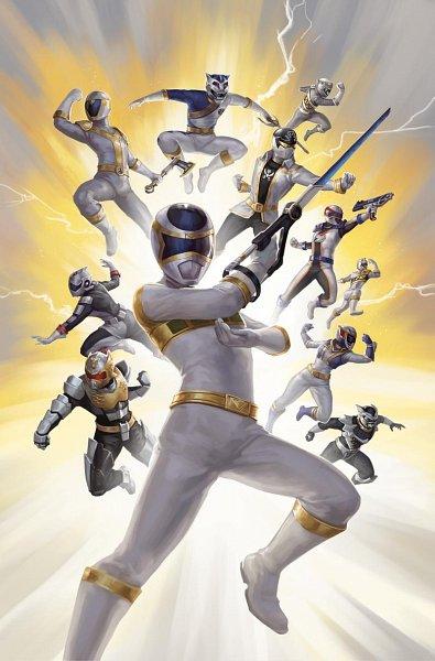 Silver Ranger - Power Rangers