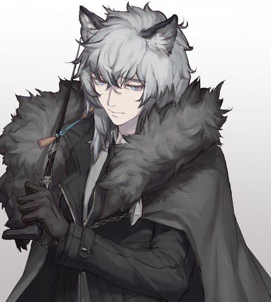 Tags: Anime, Pixiv Id 5164348, Arknights, Silverash