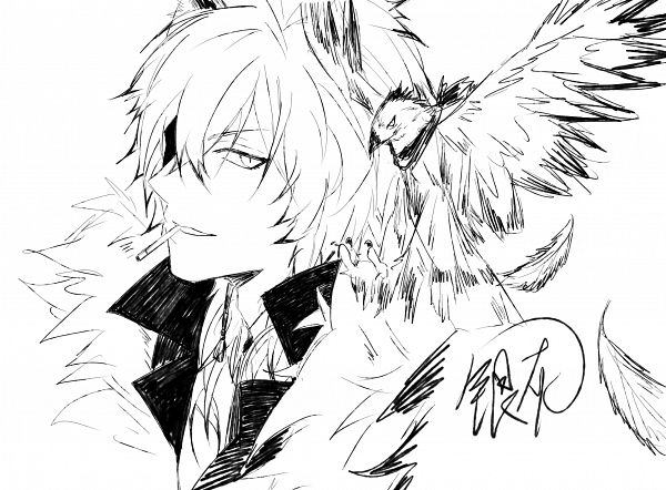 Tags: Anime, Pixiv Id 7401407, Arknights, Silverash