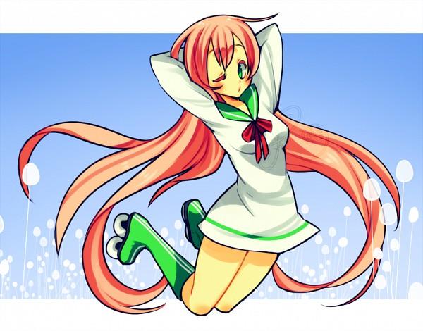 Tags: Anime, KiwiesruleXD, Air Gear, Simca, Roller Skates, deviantART, Fanart From DeviantART, Fanart
