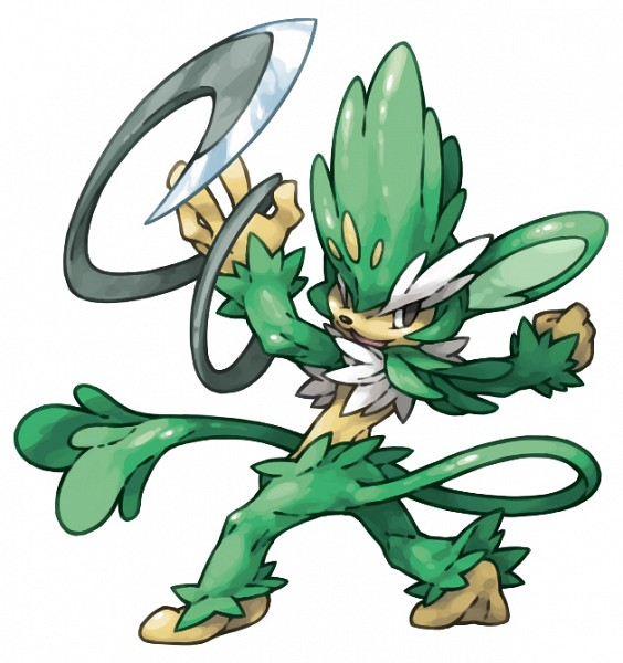 Simisage - Pokémon