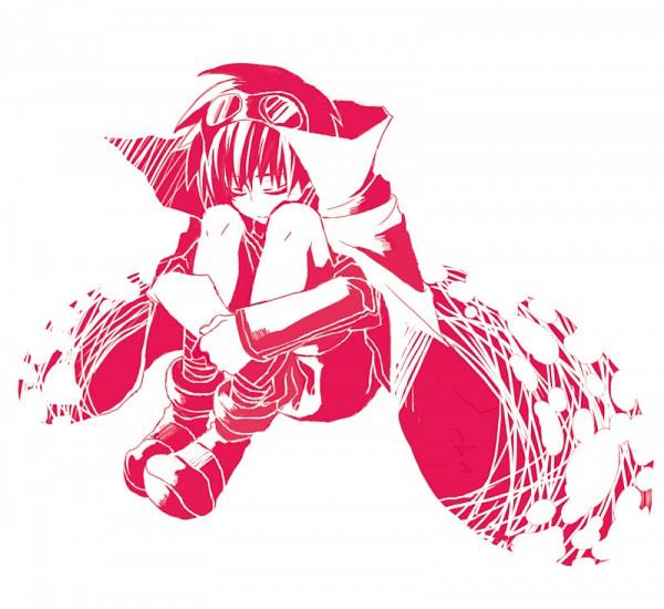 Tags: Anime, Tengen Toppa Gurren-Lagann, Simon (Tengen Toppa Gurren-Lagann), Artist Request