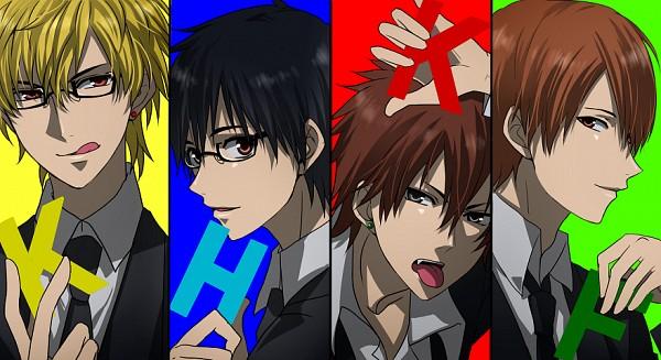 Tags: Anime, Mi-k, Kohsuke (Sior), Kiyo (Sior), Hira (Sior), Fuji (Sior), Nico Nico Douga, Pixiv, Nico Nico Jikkyou, Sior