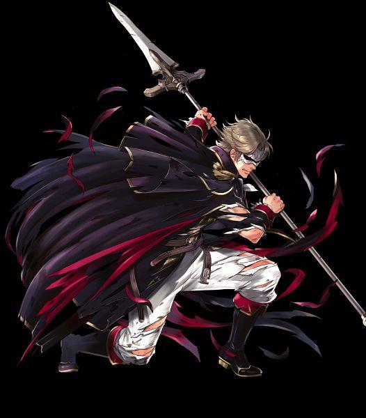 Tags: Anime, Suekane Kumiko, Intelligent Systems, Fire Emblem Heroes, Sirius (Fire Emblem), Camus (Fire Emblem), Official Art
