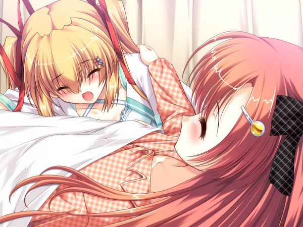 Tags: Anime, ETOILES, Sis Koi ~Shisukoi~, Sasayama Miyu, Sasayama Yui, CG Art