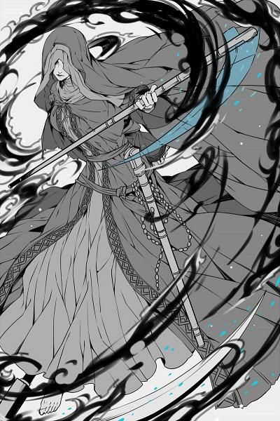 Sister Friede (Friede Sister) - Dark Souls