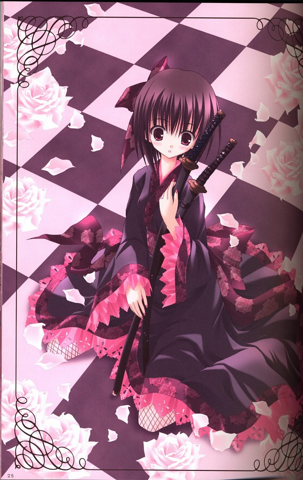 Tags: Anime, Tinkerbell, Duel Dolls, Sizuku Vancassel, Wa Lolita, Mobile Wallpaper