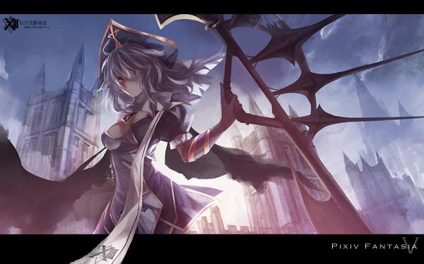 Tags: Anime, Skade, Pixiv Fantasia, Pixiv, Original