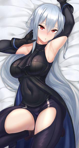 Tags: Anime, Pixiv Id 7862788, Arknights, Skadi (Arknights), Fanart From Pixiv, Pixiv, Fanart