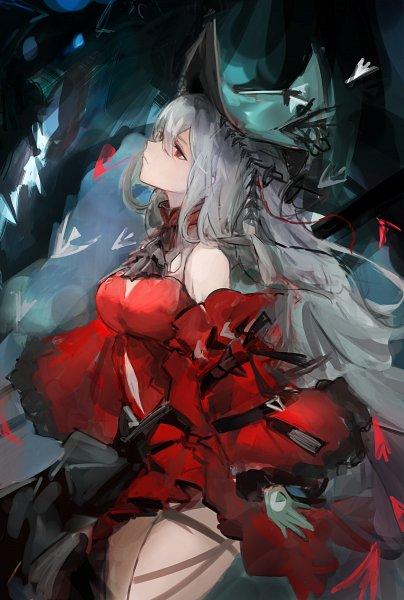 Tags: Anime, Pixiv Id 15126176, Arknights, Skadi The Corrupting Heart, Skadi (Arknights), Fanart From Pixiv, Pixiv, Fanart