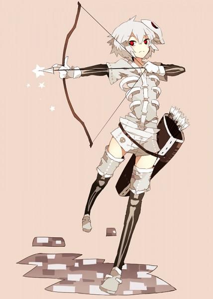 Skeleton (Minecraft) - Zerochan Anime Image Board  Minecraft Cute Skeleton