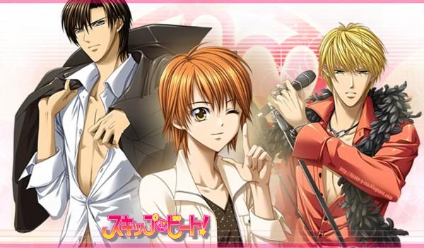 Tags: Anime, Skip Beat!, Mogami Kyoko, Shoutarou Fuwa, Tsuruga Ren