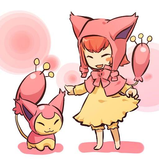Skitty - Pokémon