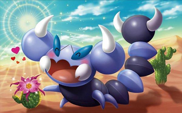 Skorupi - Pokémon