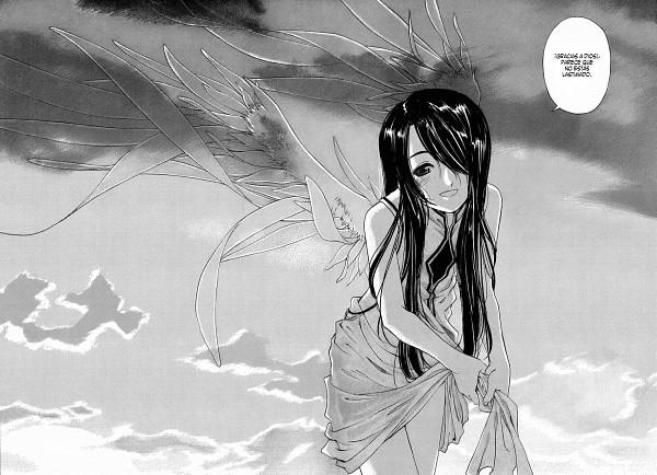 Tags: Anime, Fujishima Kousuke, Aah! Megami-sama, Skuld, The Norn Sisters