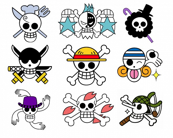Skull And Crossbones - Pirate