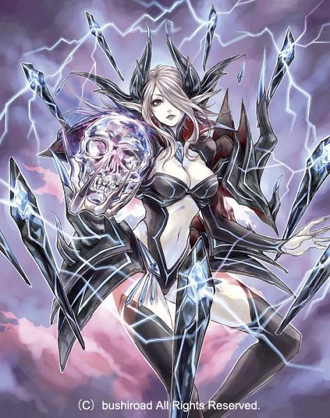 Skull Witch Nemain - Shadow Paladin