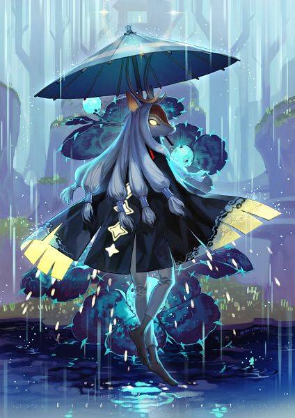 Tags: Anime, oollNOXlloo, Sky: Children Of The Light, Walking On Water, Pixiv, Fanart, Fanart From Pixiv, Character Request