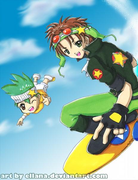 Tags: Anime, Shugo Chara!, Daichi, Sky Jack, Souma Kukai