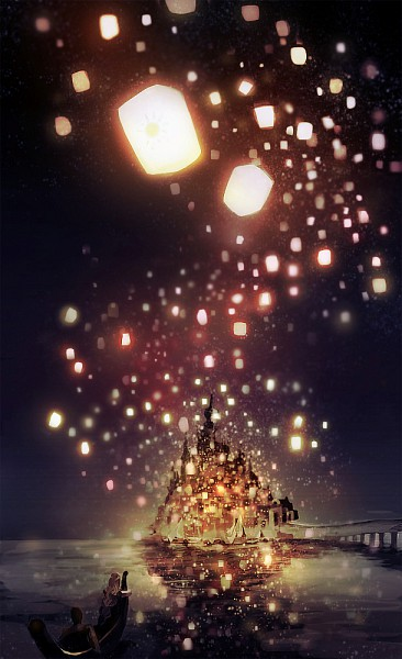 Sky Lanterns - Paper Lantern