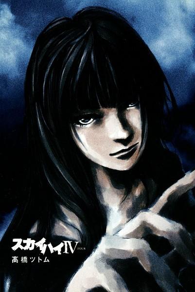 Tags: Anime, Takahashi Tsutomu, Skyhigh, Izuko, Scan, Manga Color