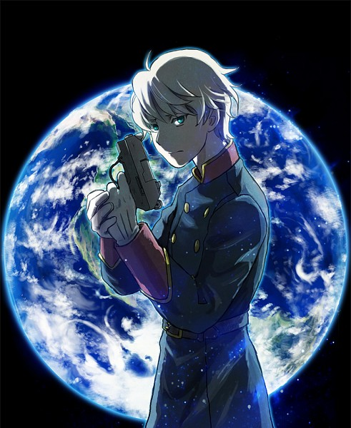 Tags: Anime, Pixiv Id 137107, Aldnoah Zero, Slaine Troyard, Fanart From Pixiv, Pixiv, Fanart
