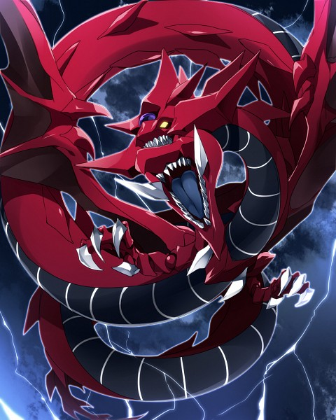 Slifer the Sky Dragon - Yu-Gi-Oh! Duel Monsters