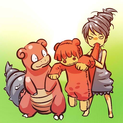 Slowbro - Pokémon