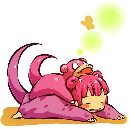 Slowpoke - Pokémon